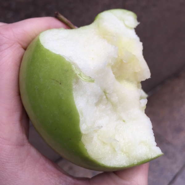 green apples are delicious