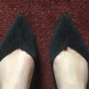 Rothy's pointed flats are stylish and sustainable.