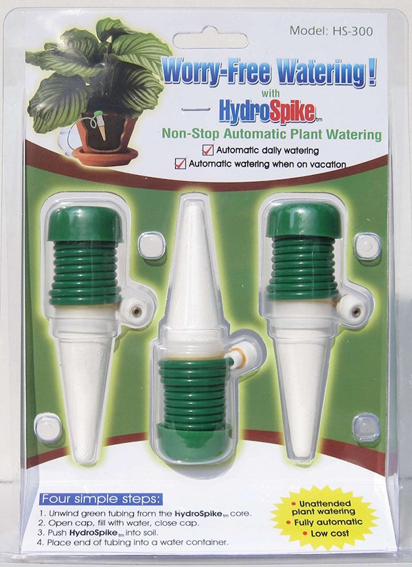 offbrand hydrospike automatic plant watering